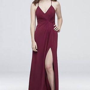 Size 22 David's Bridal formal dress
